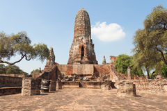 Pagoda antigua Foto de archivo