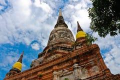 Pagoda antique Photo libre de droits