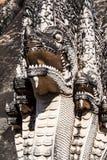Pagoda antique chez Wat Chedi Luang dans Chiang Mai Image libre de droits