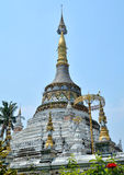 Pagoda architectural lanna Royalty Free Stock Photos