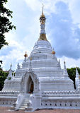 Pagoda architectural lanna Royalty Free Stock Photography