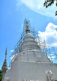 Pagoda architectural lanna Stock Photos