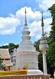Pagoda architectural lanna Stock Photo