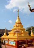Pagoda art lanna Royalty Free Stock Photo