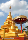 Pagoda art lanna Stock Photography