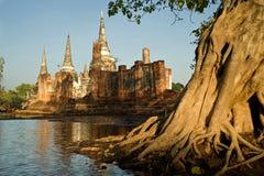 Pagoda au parc historique Image stock