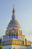 Pagoda au temple de tonne de Tha Images libres de droits