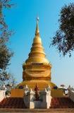 Pagoda av Thailand Arkivfoton