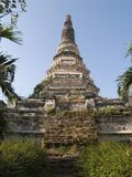 Pagoda in  Ayutthaya Royalty Free Stock Photography