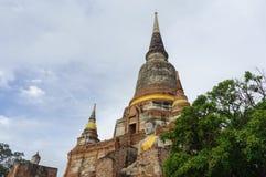 Pagoda in Ayutthaya. Stock Image