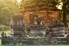 The Pagoda at Ayutthaya Thailand Stock Photography