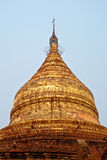 Pagoda Bagan Photos stock