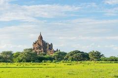 Pagoda in Bagan ancient city, Mandalay region, Myanmar Stock Images