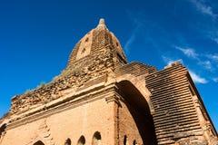 Pagoda in Bagan ancient city, Mandalay region, Myanmar Royalty Free Stock Image