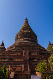 Pagoda ,  Bagan in Myanmar (Burmar) Stock Images