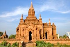 Pagoda in Bagan, Myanmar Stock Image