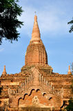 Pagoda in Bagan, Myanmar Stock Images