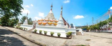 Pagoda bianca Immagine Stock Libera da Diritti