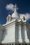 Pagoda bianco Fotografie Stock Libere da Diritti