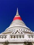 Pagoda bianco fotografie stock