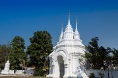 Pagoda bianco Immagine Stock Libera da Diritti