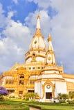 Pagoda bianco nel tempiale Fotografia Stock Libera da Diritti