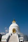 Pagoda blanca Foto de archivo libre de regalías