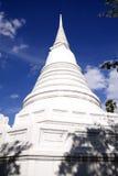 Pagoda blanca Fotografía de archivo