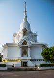 Pagoda blanca hermosa Imagen de archivo libre de regalías