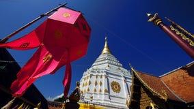 Pagoda blanche images libres de droits