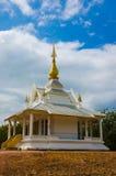 Pagoda blanche Image libre de droits
