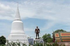 Pagoda blanche Image stock