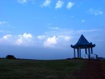 Pagoda bleue photos libres de droits