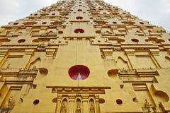 Pagoda Bodhgaya Stock Photos