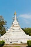 Pagoda branco Fotos de Stock Royalty Free