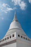 Pagoda branco imagens de stock