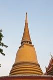 Pagoda buddista Immagini Stock