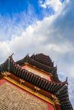 Pagoda buddista Fotografie Stock