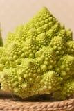Pagoda cauliflower Stock Photo