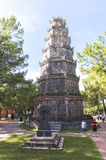 Pagoda of the Celestial Lady in Hue, Vietnam Royalty Free Stock Image