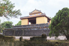 Pagoda of the Celestial Lady in Hue, Vietnam Stock Photography