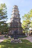 Pagoda of the Celestial Lady in Hue, Vietnam Stock Photo