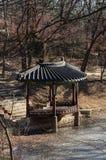 Pagoda in Changdeokgung Palace Royalty Free Stock Photo