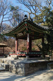 Pagoda in Changdeokgung Palace Stock Image