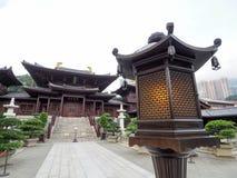 Pagoda chez Nan Lian Garden Photo stock
