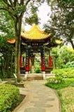 Pagoda chinês fotografia de stock royalty free