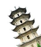 Pagoda china Fotos de archivo libres de regalías