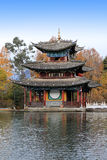 Pagoda chinoise Photographie stock libre de droits
