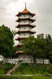 Pagoda chinoise Photos stock
