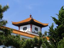 Pagoda chinoise Photo libre de droits